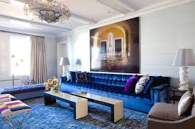 royal blue sofa on living room for make your home beauty its good idea with blue rugs and luxury chandelier blue couch living room ideas