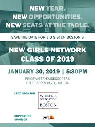 <b>New</b> Girls Network: <b>Class</b> of <b>2019</b> - <b>Big</b> Sister Association of Greater ...