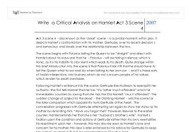 hamlet analysis essay hamlet character essay oglasi hamlet     Pinterest