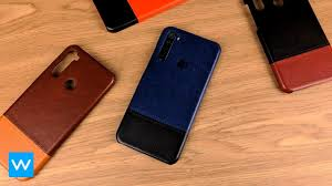 Wookie - <b>Чехол</b> KSQ Dual Color для Xiaomi Redmi Note 8 ...