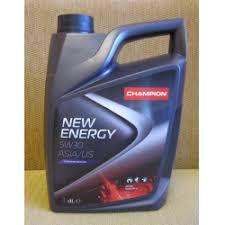 Отзывы о <b>Масло моторное Champion</b> New Energy 5w30 Asia/US