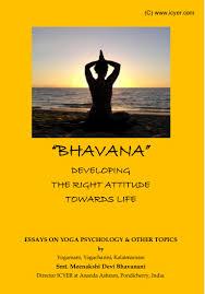 bhavana essays on yoga psychology