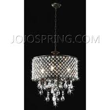antique black 4 light round crystal chandelier bpe 55bk black crystal chandelier lighting