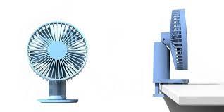 <b>Портативный ручной вентилятор</b> VH Clip <b>Fan</b> (F04)! iStore ...