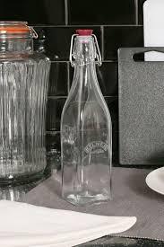 <b>Бутылка clip top квадратная</b> 550 мл Kilner - цена 490 ₽ купить в ...