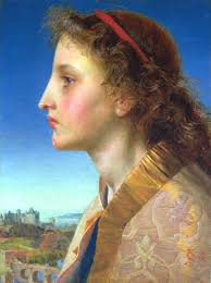 'Morte d'Arthur', Frederic George Stephens | Tate - T03904_10