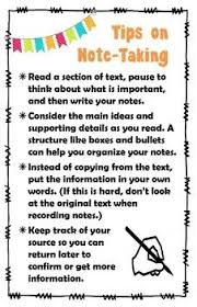 libraries teaching and classroom teacher on pinterest free printable from teachers pay teachers lucy calkins informational essay notetaking i teach notetaking in library   it would be great to teach it the