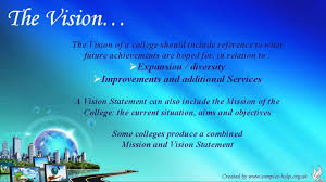 how to write a college vision statement how to write a college vision statement