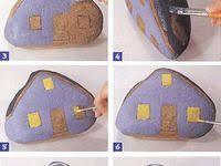 Камни: лучшие изображения (521) | Камни, Галечное искусство и ...