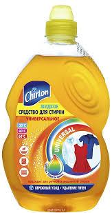 """<b>Жидкое средство для стирки</b> """"Chirton"""", универсальное, 1,325л ..."""