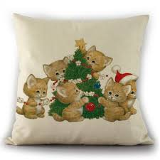 <b>Christmas Pillow</b> Covers