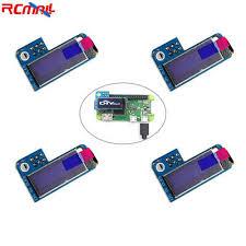 4Pcs <b>PiOLED 0.91</b> OLED Display Screen 128x32 SSD1306 for ...
