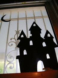 love halloween window decor: halloween window decoration ideas images home design photo to halloween window decoration ideas home ideas