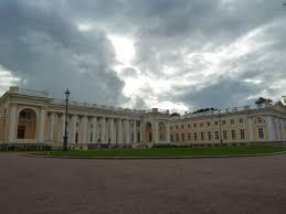 <b>Александровский дворец в Царском</b> селе. Работы по ...