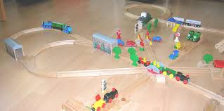 <b>Wooden toy</b> train - Wikipedia