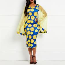 <b>Vintage Bodycon</b> Dress <b>Women</b> Party <b>Spring</b> Mesh Long Sleeve ...