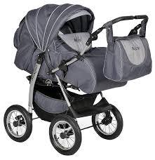 Купить <b>коляска</b>-<b>трансформер Indigo Maximo</b> Ma 12 темный ...