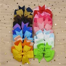 1PCS <b>Rainbow Gradient</b> Colorful Elastic Hair Bands Girls Ribbon ...