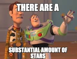Meme Maker - there are a substantial amount of stars Meme Maker! via Relatably.com