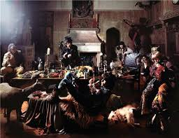 Beggars Banquet Photoshoot by Michael ... - Morrison Hotel Gallery
