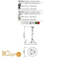 Купить подвесной <b>светильник Mantra</b> Industrial <b>5441</b> с доставкой ...