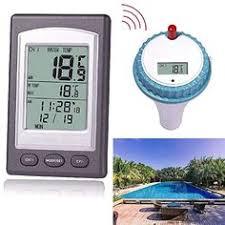 Heraihe <b>Professional Wireless Digital Swimming</b> Pool SPA Floating ...