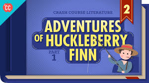 the adventures of huckleberry finn part crash course literature the adventures of huckleberry finn part 1 crash course literature 302