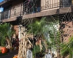 halloween outdoor decor spider doorjpg fascinating outdoor halloween decorations spider web ornaments pumpkin