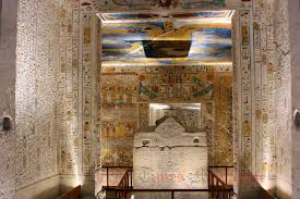 Image result for the Tomb of King Ramesses IV at the Valley of the Kings