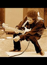 jimi hendrix an essay in my life  elsewhere by graham reid i would have been  when i first heard him screaming hey joe down a radio wire from some live in london bbc programme that was early