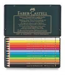"FABER-CASTELL <b>Цветные карандаши</b> ""Polychromos"" в наборах ..."