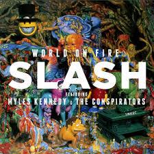 Key & BPM for <b>World On</b> Fire by <b>Slash</b> | Tunebat