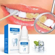<b>Efero</b> Cleaning Powder Serum <b>Teeth Whitening Essence</b> Product ...