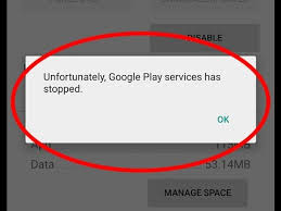 Fix Unfortunately Google Play Services has stopped working in ...