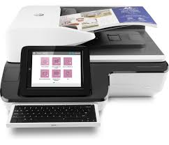 <b>Сканер HP Scanjet Enterprise</b> Flow N9120 fn2 Flatbed (L2763A)