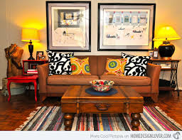 bohemian living rooms boho style furniture
