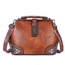 Meaeo Shell <b>Bag Women</b> Leather <b>Handbags Fashion Sequined</b> ...