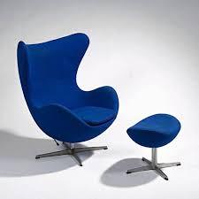 danish design furniture of arne jacobsen egg chair blau arne jacobsen furniture