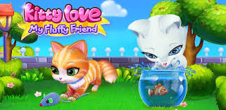 Kitty <b>Love</b> - <b>My</b> Fluffy Pet - Apps on Google Play