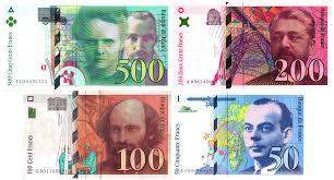 French franc