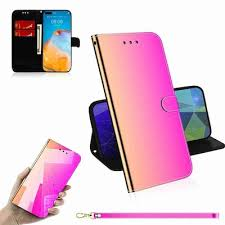 <b>Pure Color Like Mirror</b> Phone Case for Huawei P40 Pro Sale, Price ...