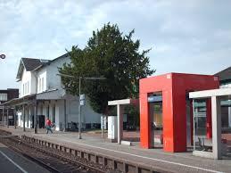 Weeze railway station