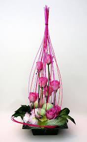 Image result for contemporary flower arrangements