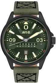 <b>AVI</b>-<b>8 Watch</b> Hawker Harrier II #add-content #bezel-fixed #bracelet ...