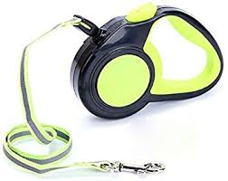 Hihouse Dog Leash <b>Reflective</b> Auto <b>retractable</b> traction rope ...