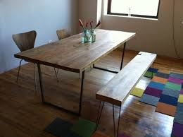 magnificent modern reclaimed wood dining table as reclaimed wood industrial modern styled brooklyn dining table x brooklyn modern rustic reclaimed wood
