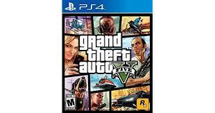 Grand Theft Auto V Playstation 4: Take 2 Interactive ... - Amazon.com