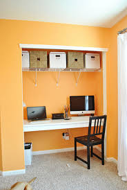 best home office desk with yellow color scheme with white office best colors for home office