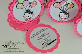 jingvitations hello kitty hello kitty banner goody bags party favors door sign cupcake topper
