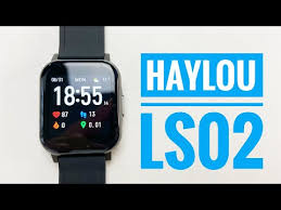 <b>Haylou LS02 1.4</b> inch TFT Screen Smart Watch Bluetooth Global ...